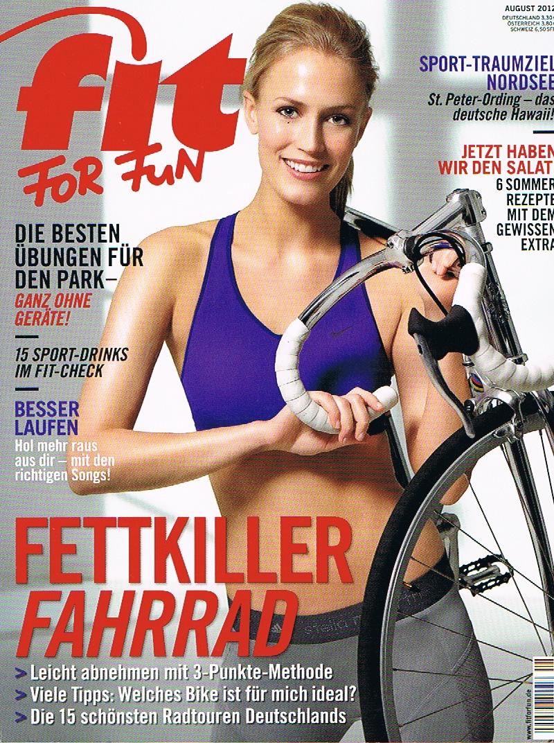 Fit For Fun 08/2012