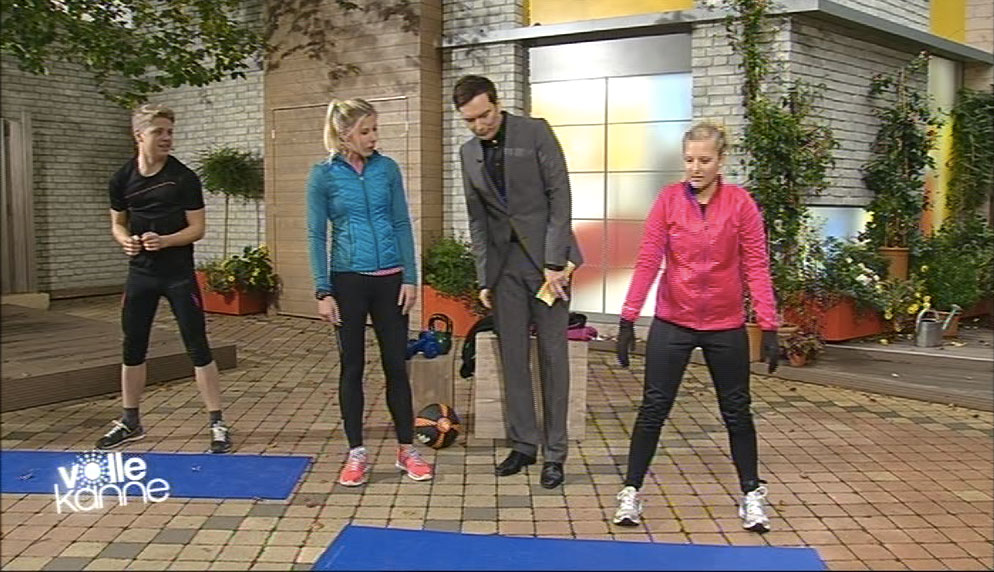 ZDF Volle-Kanne – Sport-im-Herbst Oktober 2014