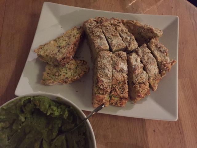 Zuchinni-Möhren-Brot